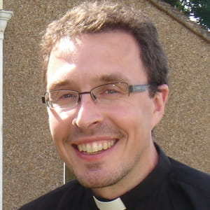 Photo of Revd David Treharne